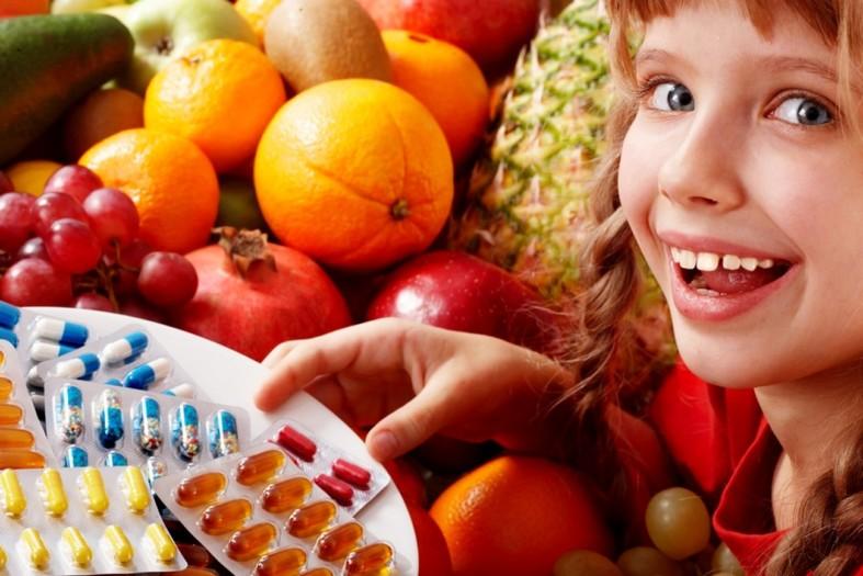 Витамины Омега 3 для детей