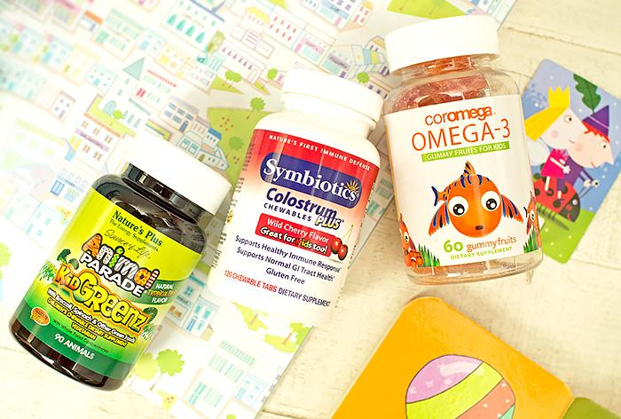 Айхерб витамины для детей 3
