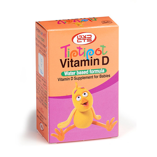 Materna, Tiptipot Vitamin D
