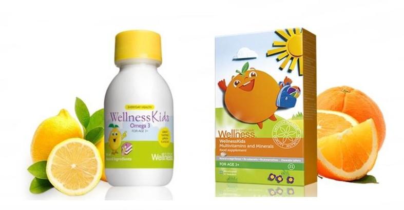 Орифлейм витамины для детей