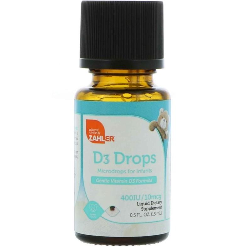 Zahler, D3 Drops