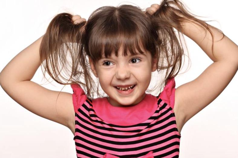 Волосы ребенка