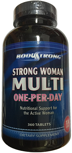 Strong Woman Multi One-Per-Day