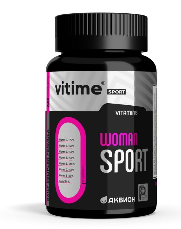 Vitime Woman Sport