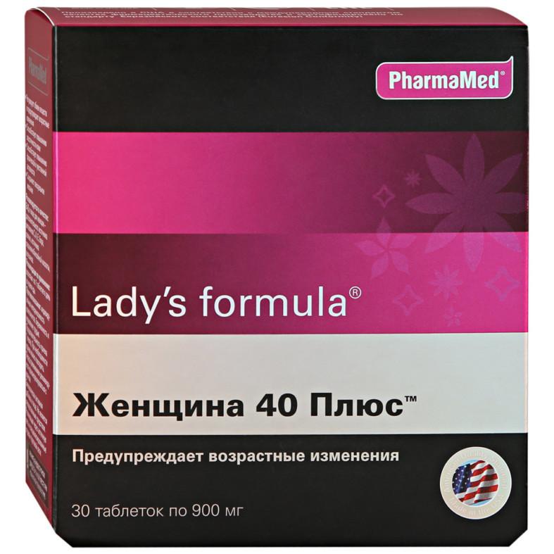 Леди Формула витамины Женщина 40