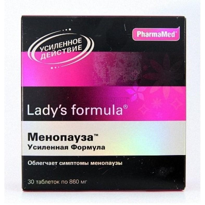 Менопауза витамины