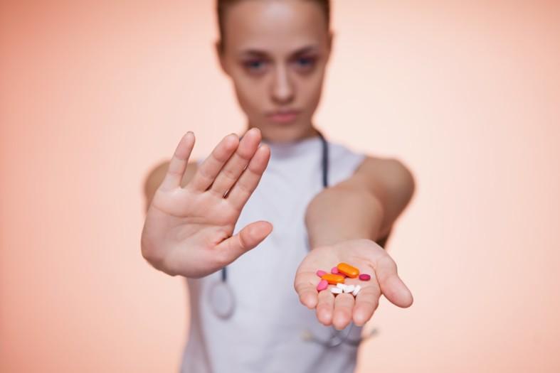 Нет антибиотикам
