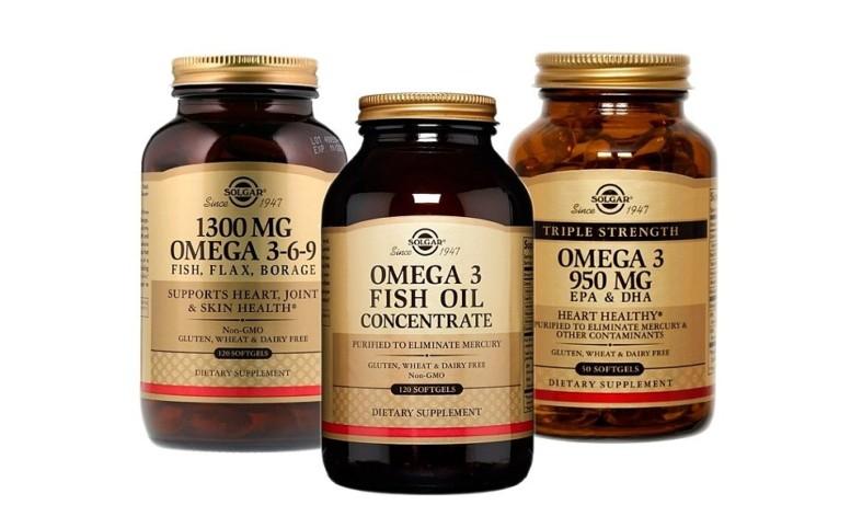 Витаминные комплексы Солгар