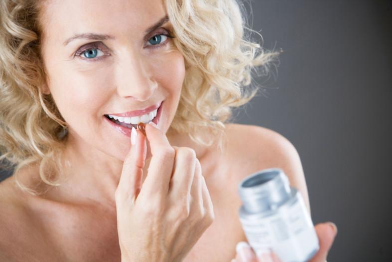 Витамины и женщина