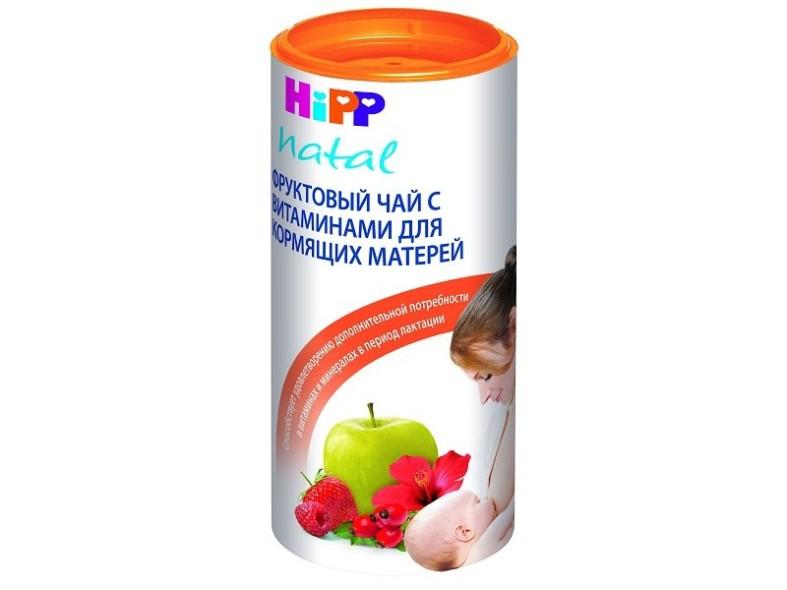 Чай Hipp фруктовый