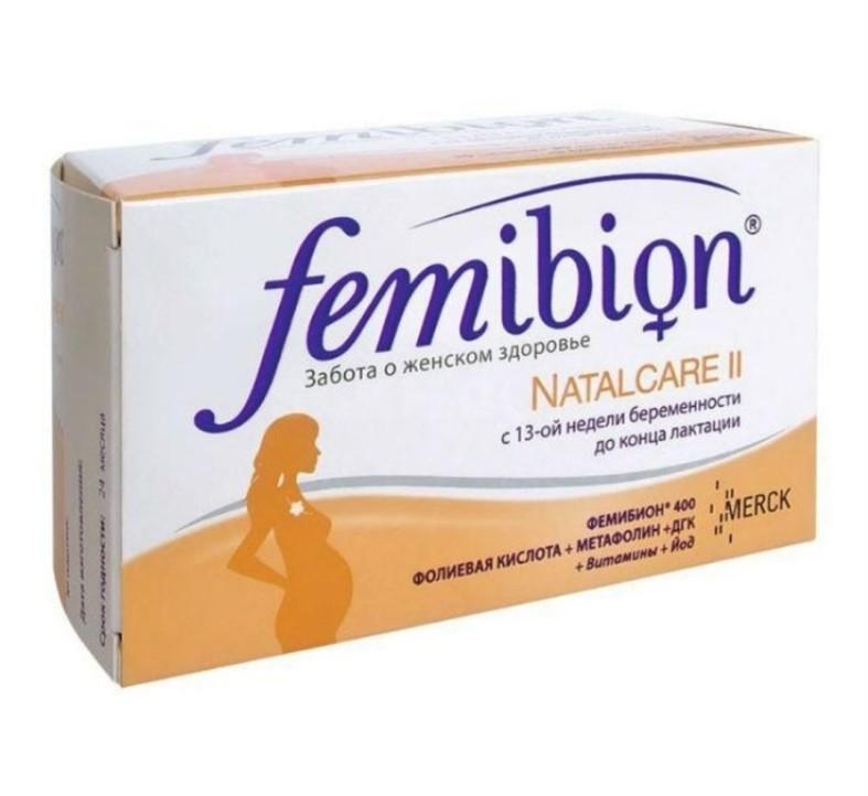 Фемибион Natalcare 2